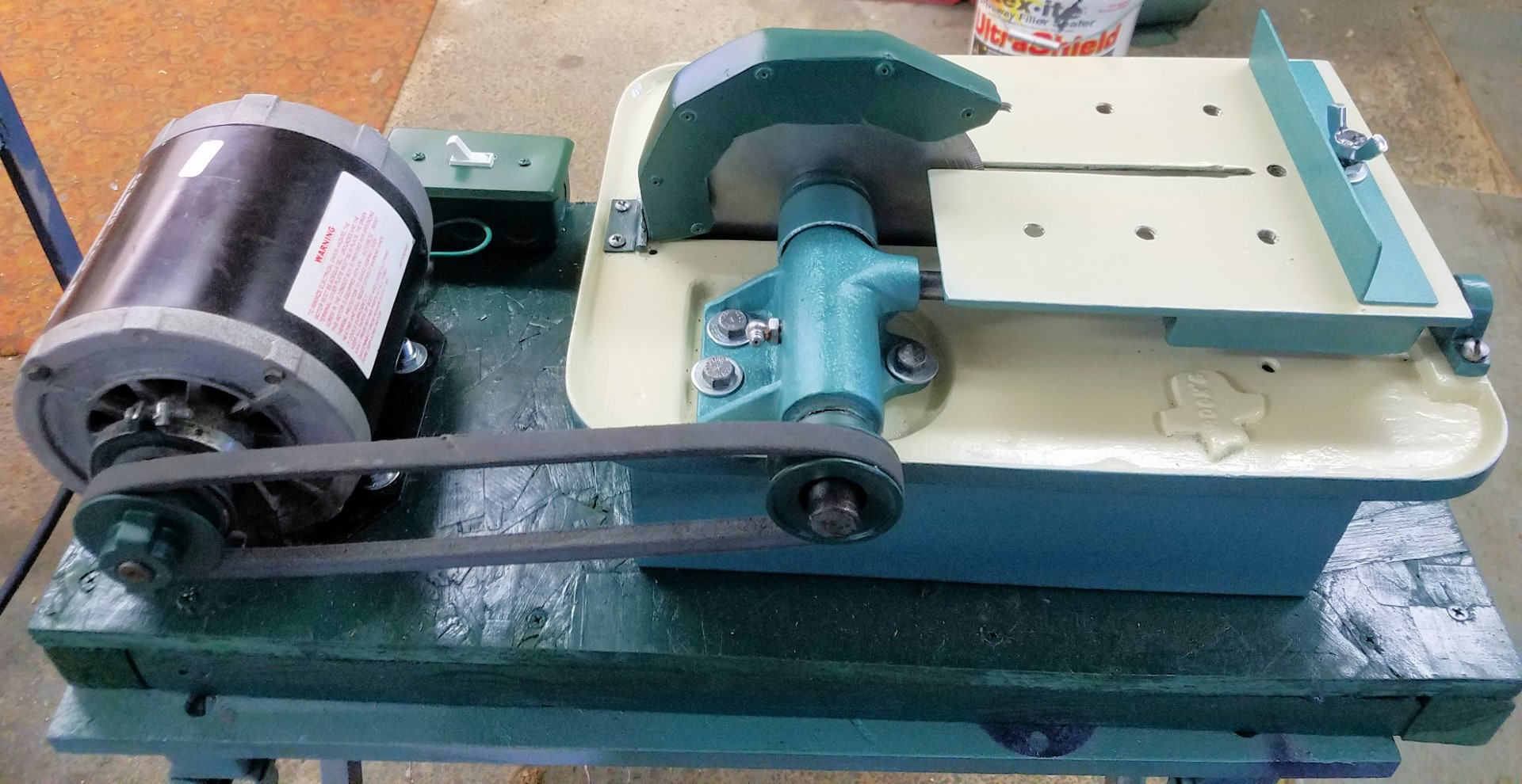 used lapidary equipment